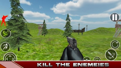 Army Attack - Strike Gun screenshot 1