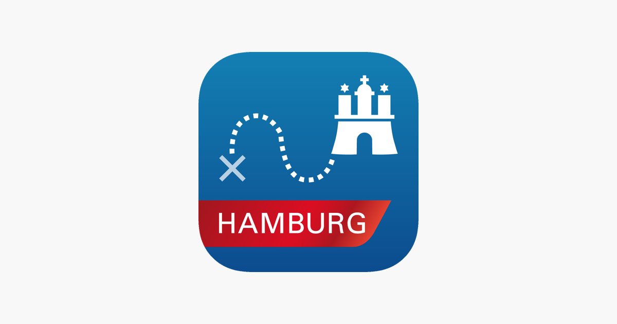 hamburg reisef hrer im app store. Black Bedroom Furniture Sets. Home Design Ideas