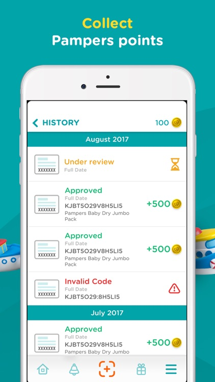 Pampers Rewards - Parents Club screenshot-3
