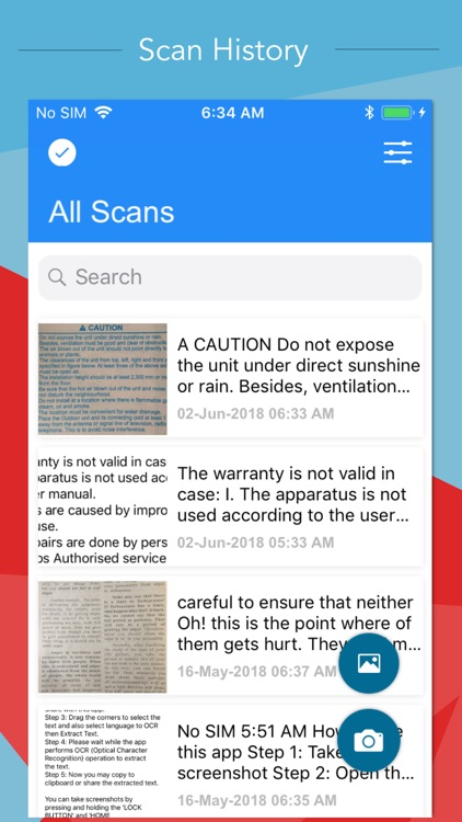 Text Scanner (OCR)