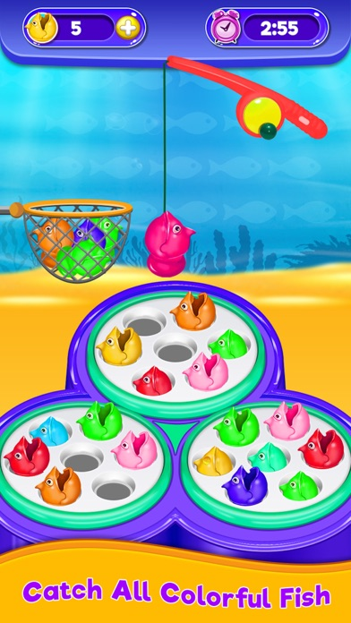 Fishing Toy Game screenshot 3