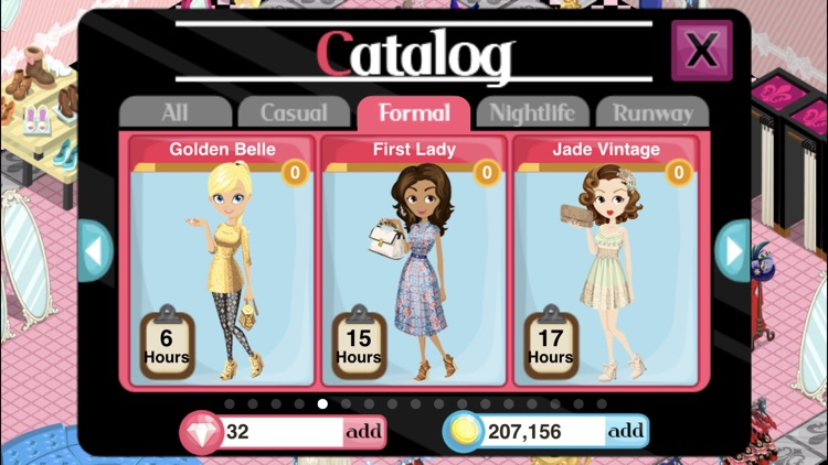 Fashion Story™ screenshot-3