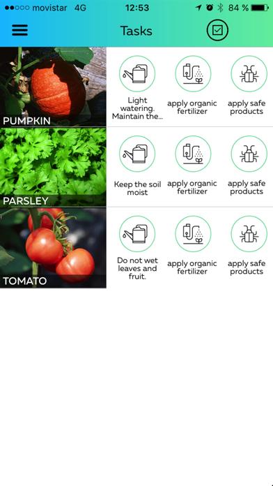 Urban Farming Assistant Start screenshot one