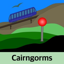 Cairngorms Maps Offline
