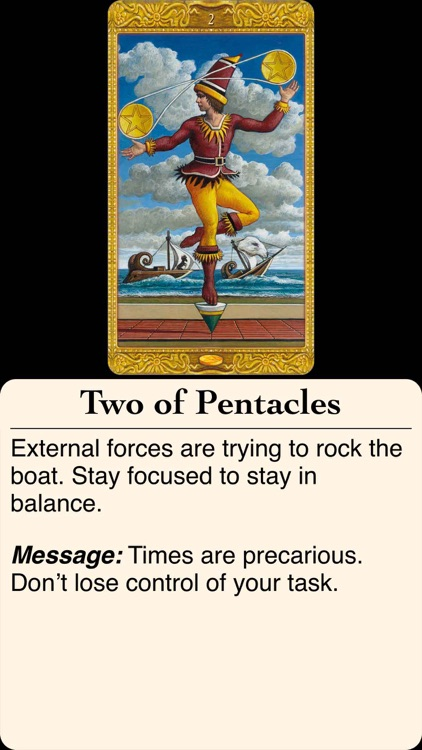Mystical Tarot screenshot-3