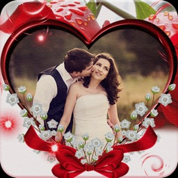 Beautiful Love Photo Frames