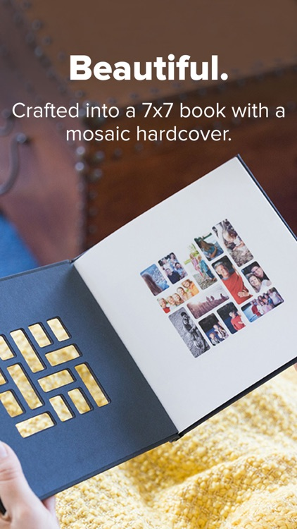 Mosaic Photo Books by Mixbook screenshot-1