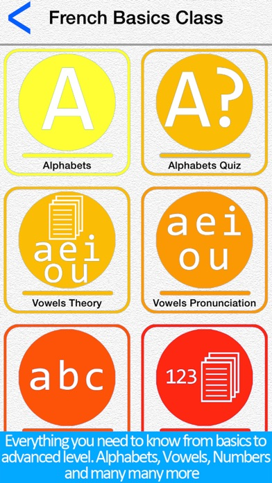 Screenshot #7 for Learn French for Beginners !