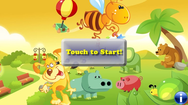 Zoo Puzzles for Toddlers & Kid