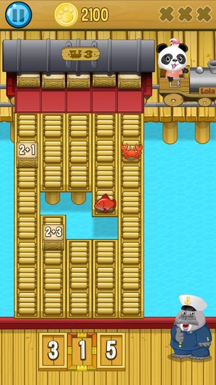 Lola's Math Ship screenshot-3