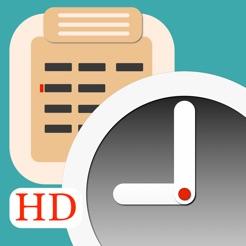 work log hd time sheet をapp storeで