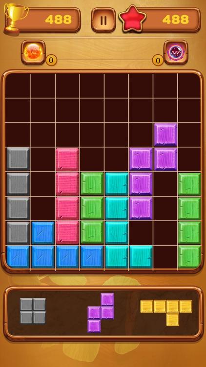 Block Puzzle Wooden