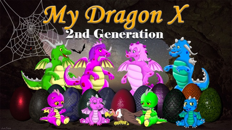 MyDragonX: 2nd Generation app image