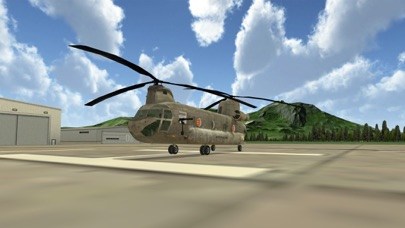 Chinook Ops - Flight Simulator Screenshots