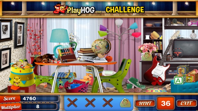 Curtains Hidden Objects Games On The App Store