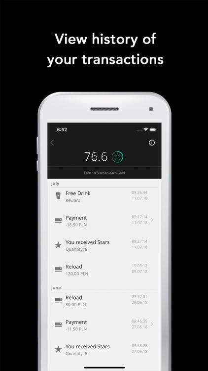Starbucks CEE screenshot-5