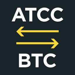 ATC-BTC-Exchange Rates