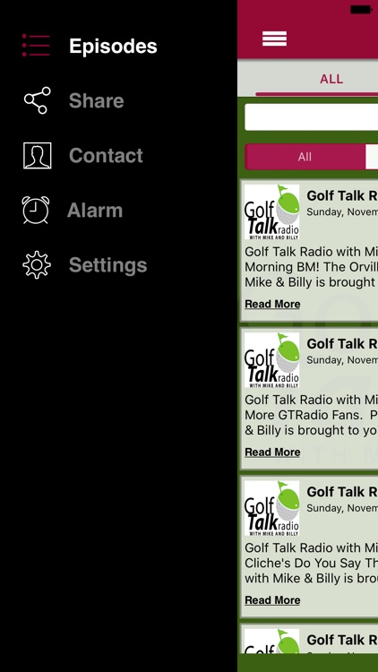 Golf Talk Radio screenshot-3