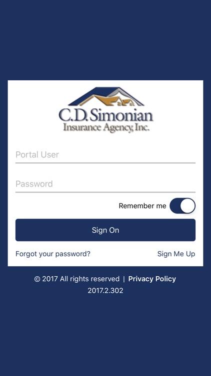 CD Simonian Mobile