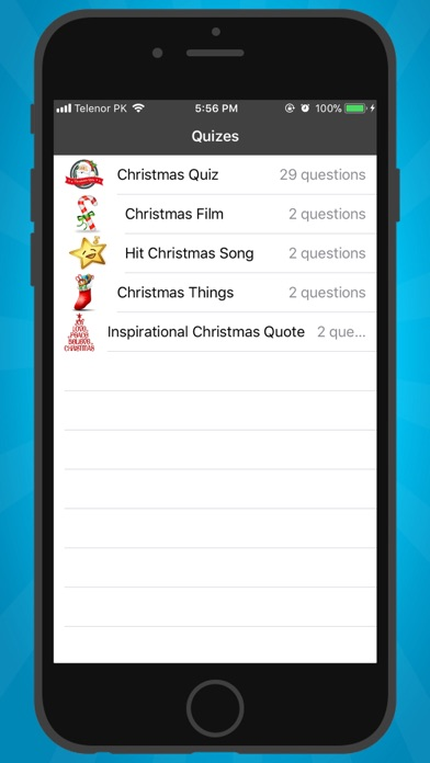 Christmas Trivia Quiz 2018 screenshot 3