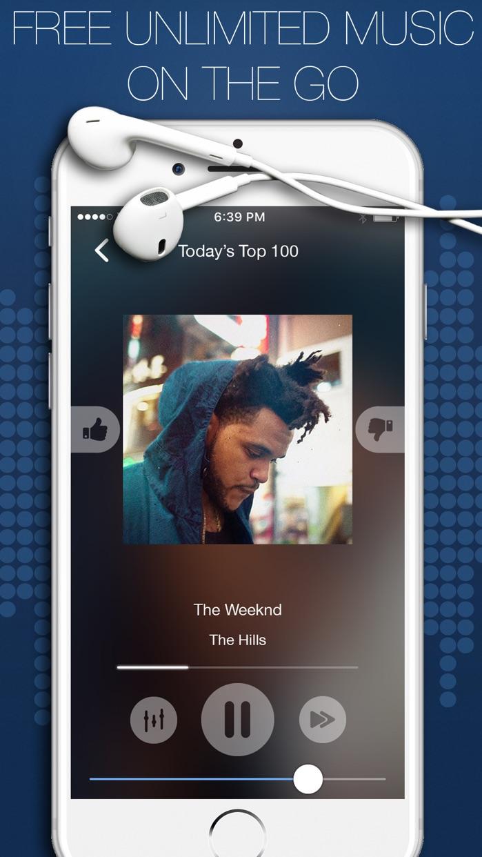Jango Radio - Streaming Music Screenshot