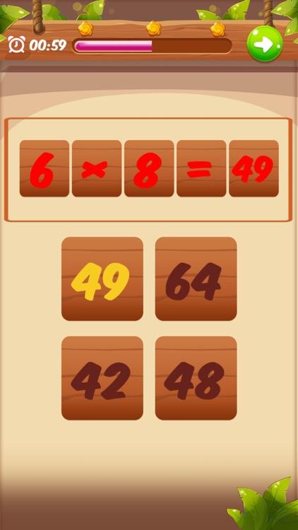 New Multiplication Table screenshot-4