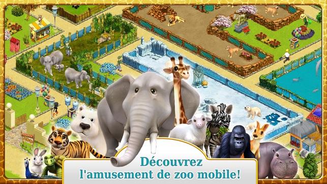zoo mobile dans l app store. Black Bedroom Furniture Sets. Home Design Ideas