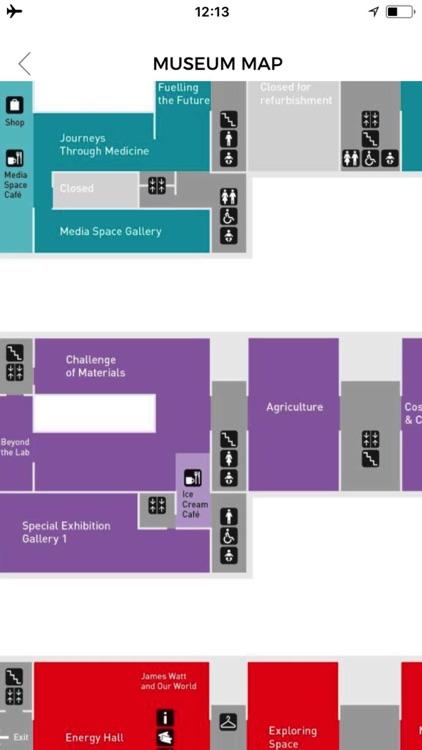 Science Museum of London screenshot-4