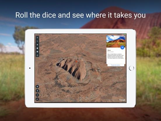 Google Earth iPad