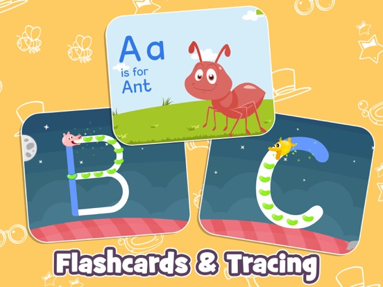 ABC Animal Toddler Adventures-ipad-0