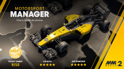 Screenshot for Motorsport Manager Mobile 2 in Ecuador App Store