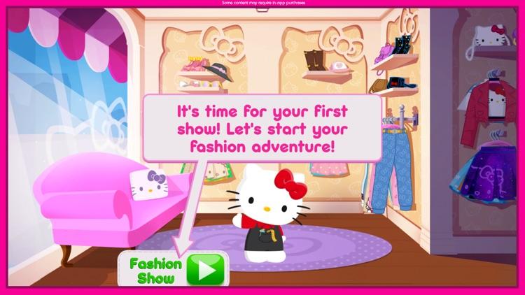 Hello Kitty Fashion Frenzy screenshot-0