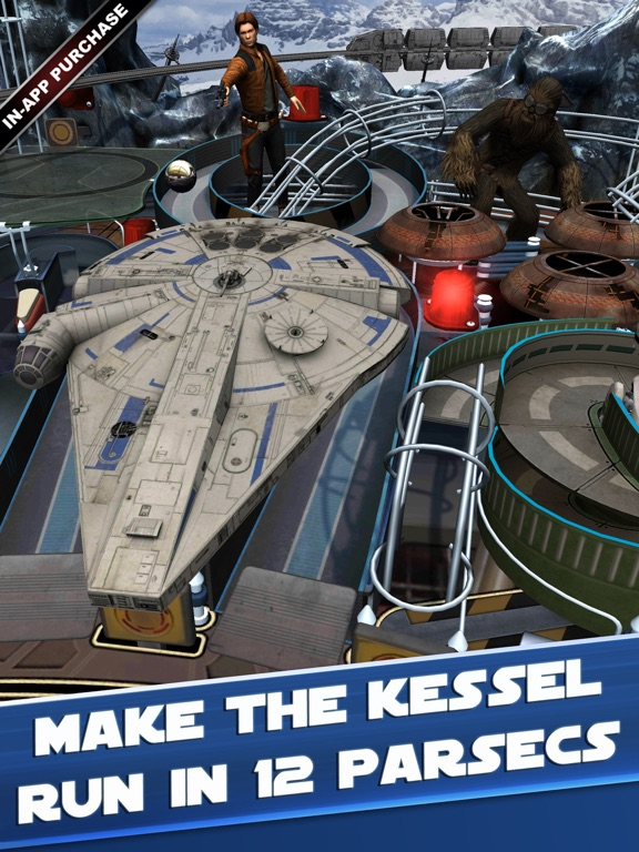 Star Wars™ Pinball 4 v4.0.4 Cracked APK ... - Apk Down