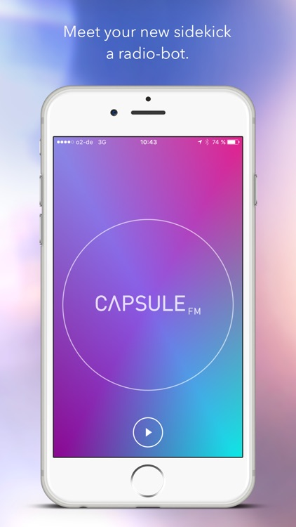 Capsule.fm screenshot-0