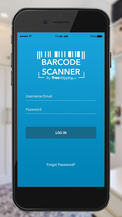 Barcode Scanner by