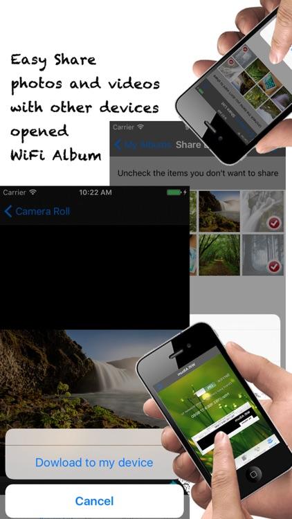 WiFi Album Pro - Wireless Photo Transfer App