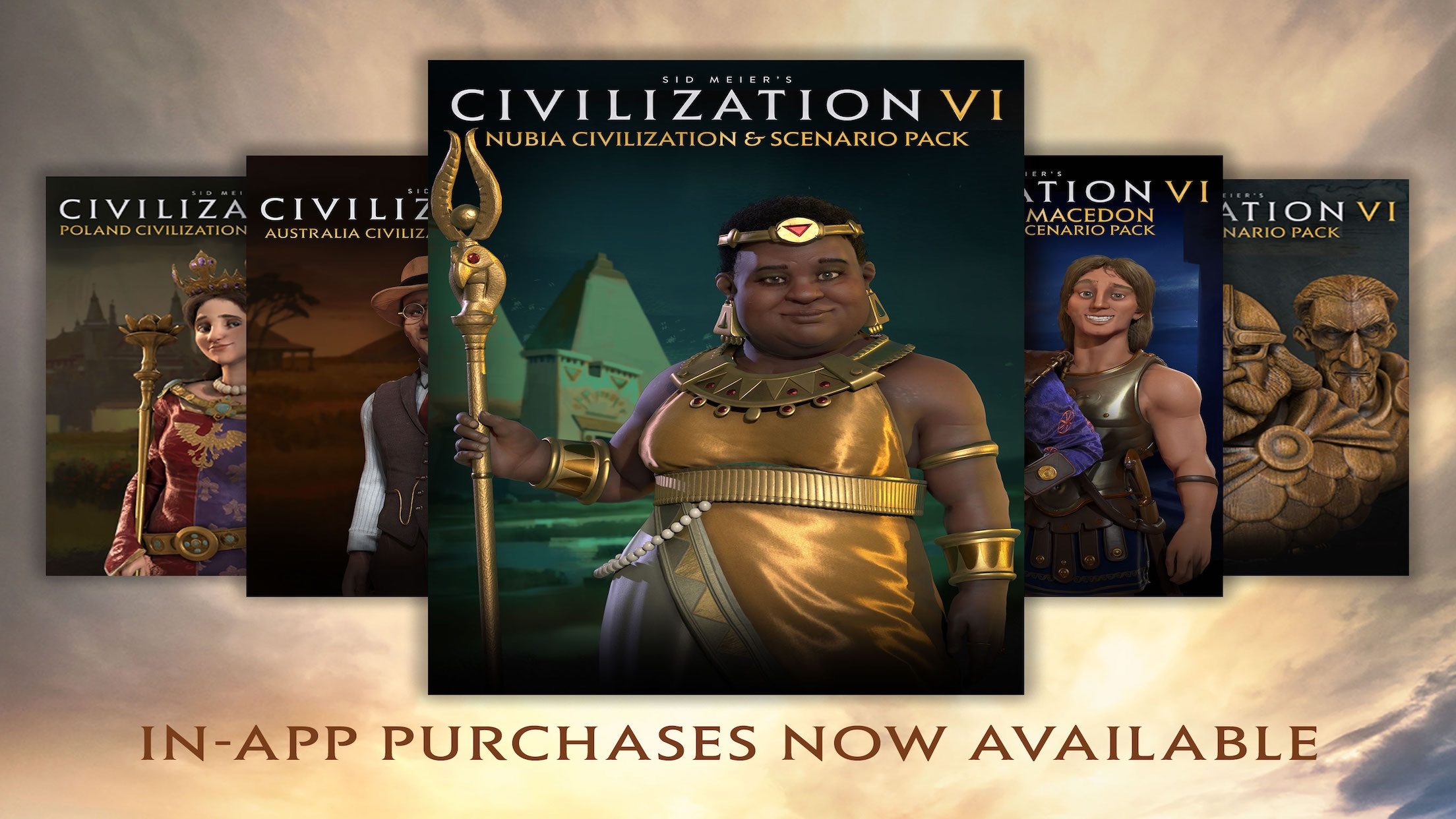 Screenshot do app Sid Meier's Civilization® VI