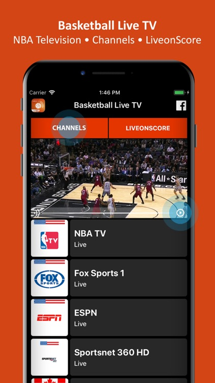 Basketball Live TV - NBA TV