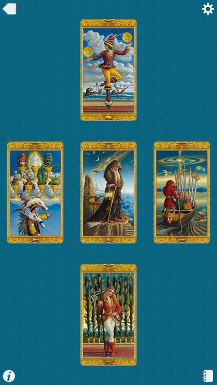 Mystical Tarot screenshot-4