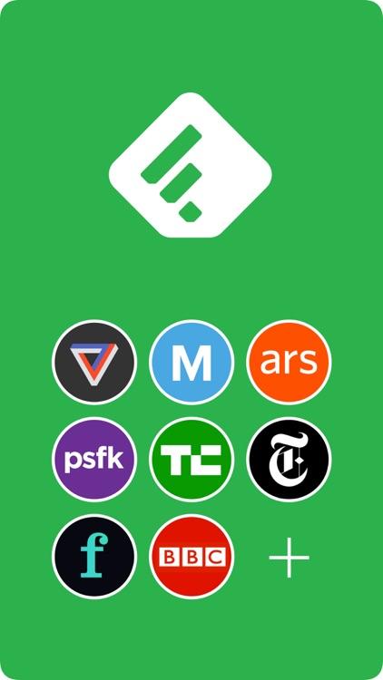Feedly - Smart News Reader screenshot-0
