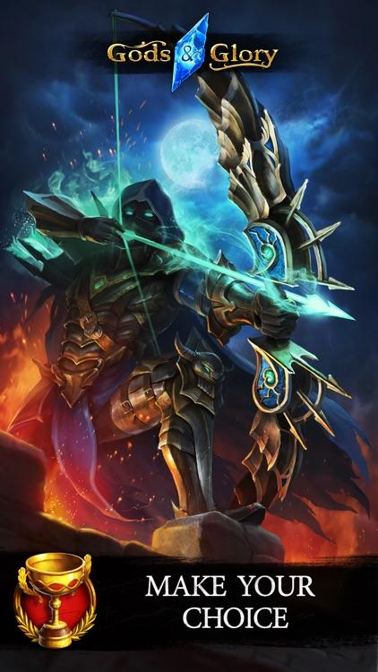 Gods and Glory: Throne wars screenshot-3