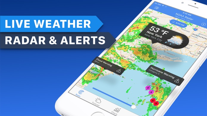 NOAA Radar - Weather & Alerts Screenshot