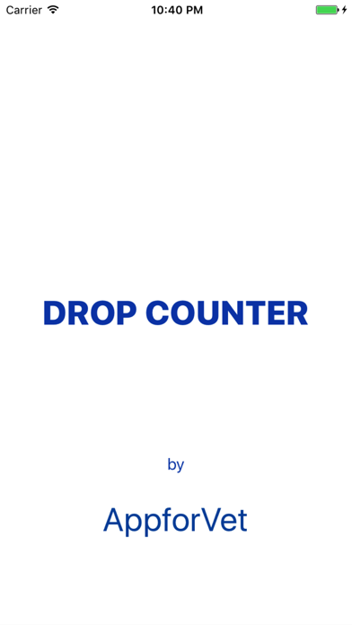 Drop Counter For All screenshot one