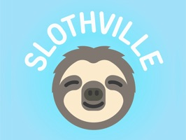 Official Slothville Stickers