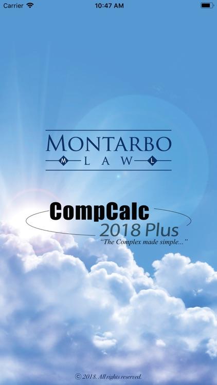 CompCalc Plus - 2018