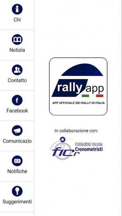 Rally App Italia