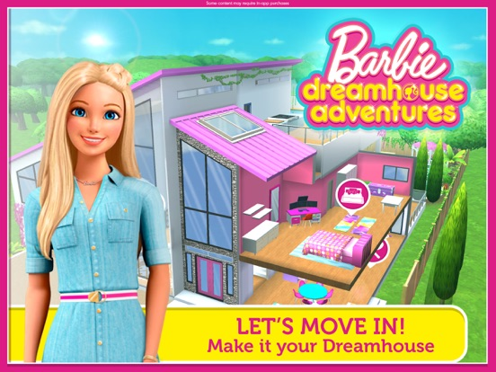 Barbie Dreamhouse Adventures screenshot #1