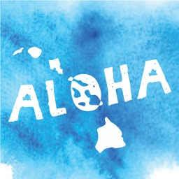 Aloha Sticker Pack