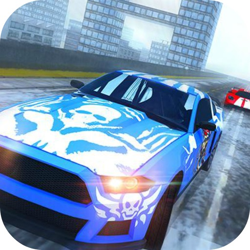 King Speed Car Racing icon