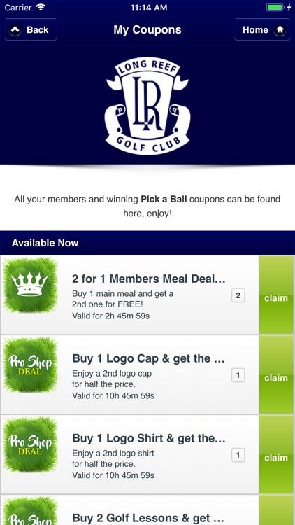 Long Reef Golf Club screenshot-3
